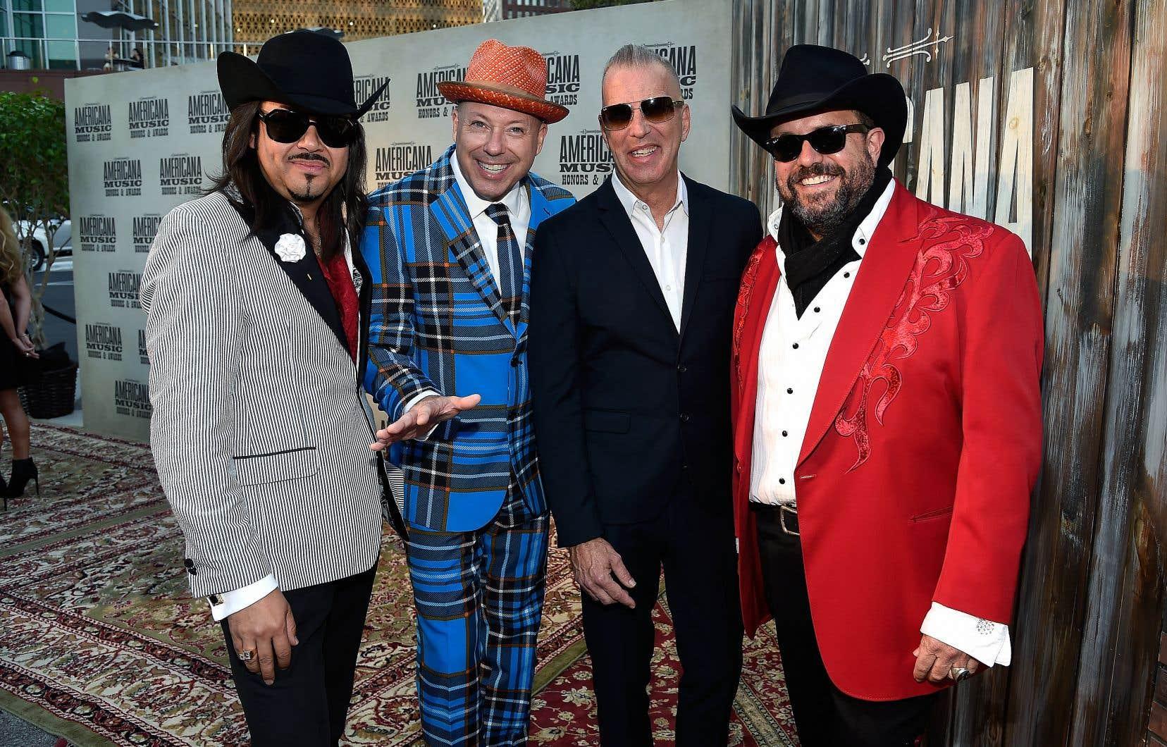 The Mavericks en 2015