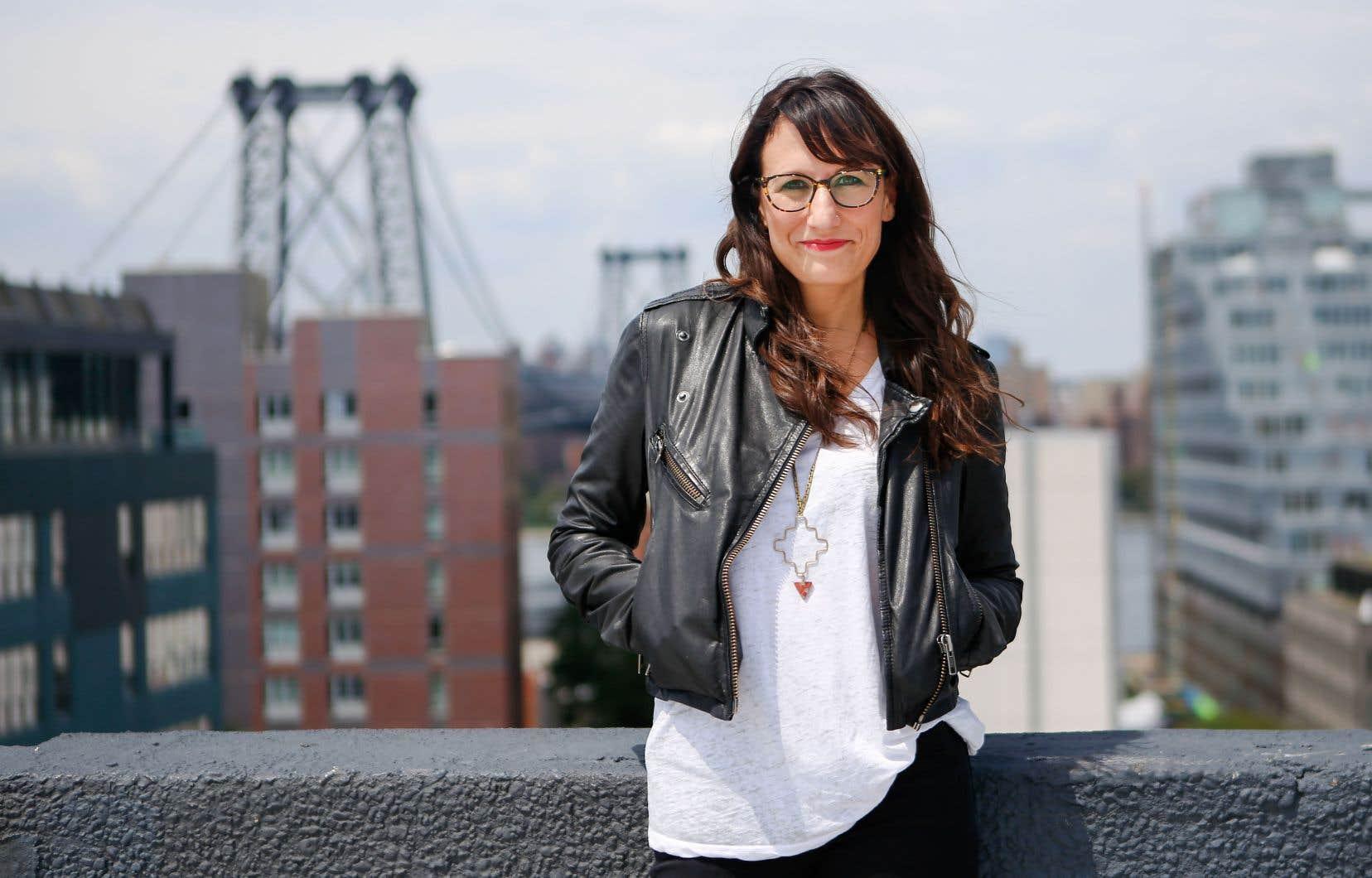 Jessica Bennett a l'occasion de façonner la couverture journalistique du New York Times.