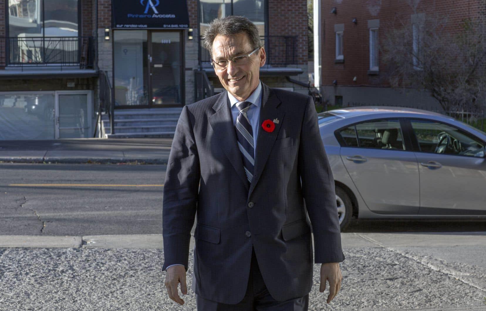 Le plus influent des membres de l'opposition, Richard Bergeron, fondateur de Projet Montréal, s'est rallié à Denis Coderre quand il a été nommé au puissant comité exécutif de la Ville de Montréal, en 2013.