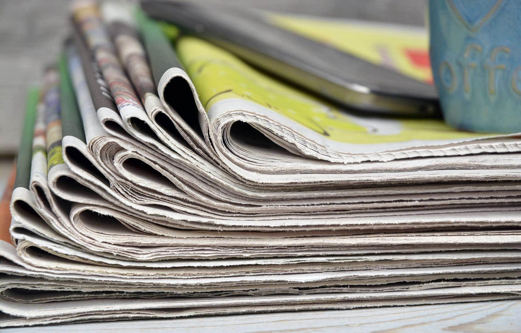 Parmi les publications qui changeront de main, on note «Le Canada français» et «La Voix du Sud».