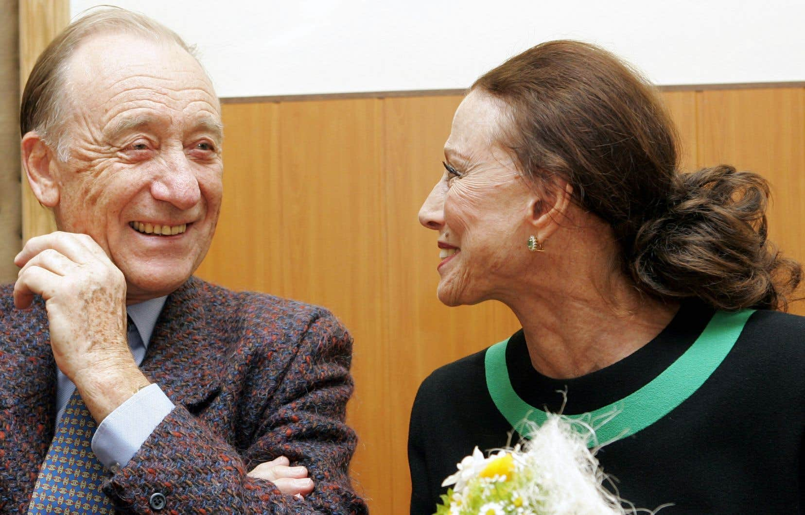 Rodion Chtchédrine et sa femme, Maïa Plissetskaïa