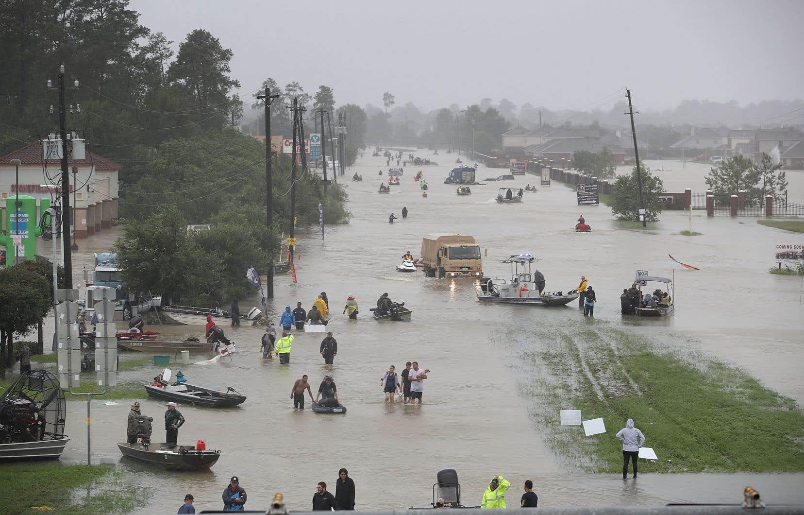 En excluant les coûts liés aux ouragans «Irma», «Harvey» et «Maria», le bénéfice net de la société de gestion de portefeuille diversifiée se chiffre à 586 millions.