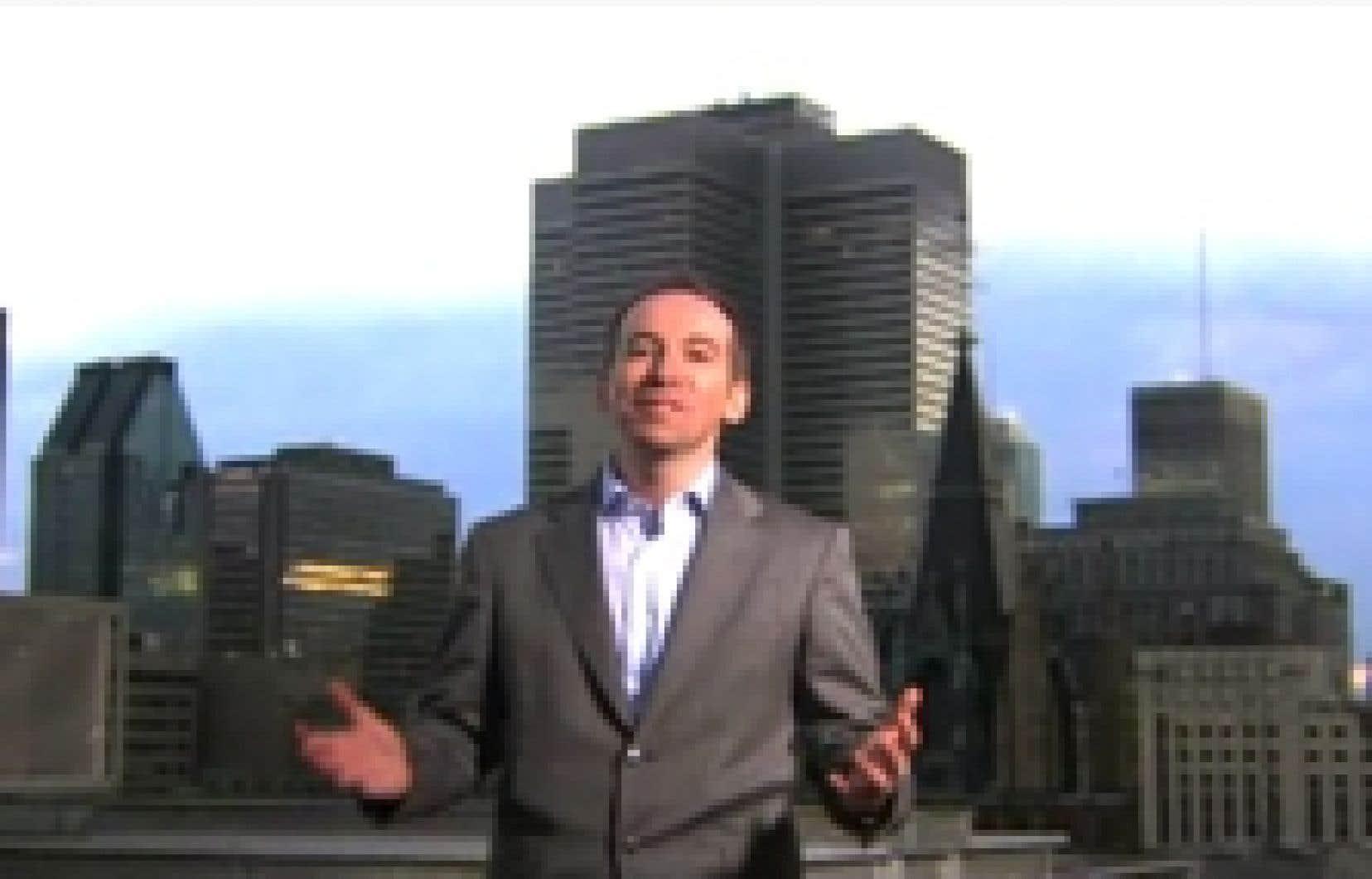 La publicité télévisée du Parti québécois