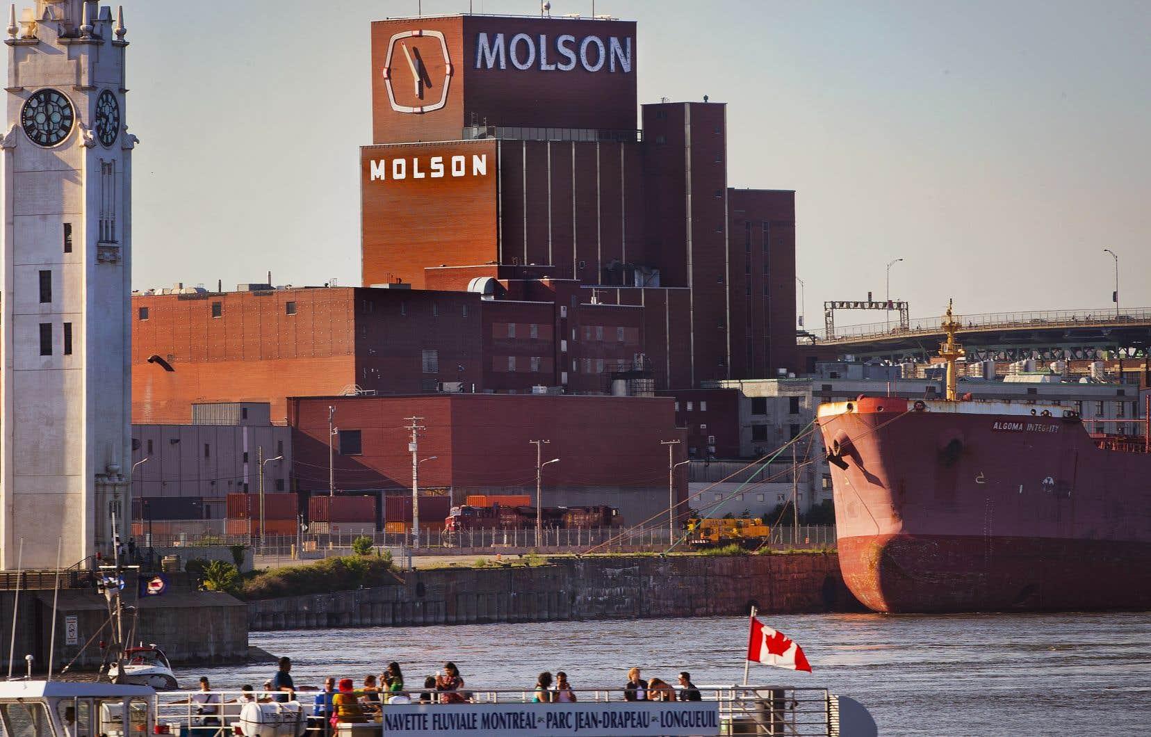 Sur le site de l'ancienne usine, un bâtiment patrimonial près du pont Jacques-Cartier, on prévoit créer un Musée de la bière qui soulignera la contribution de la famille Molson à l'histoire de Montréal.
