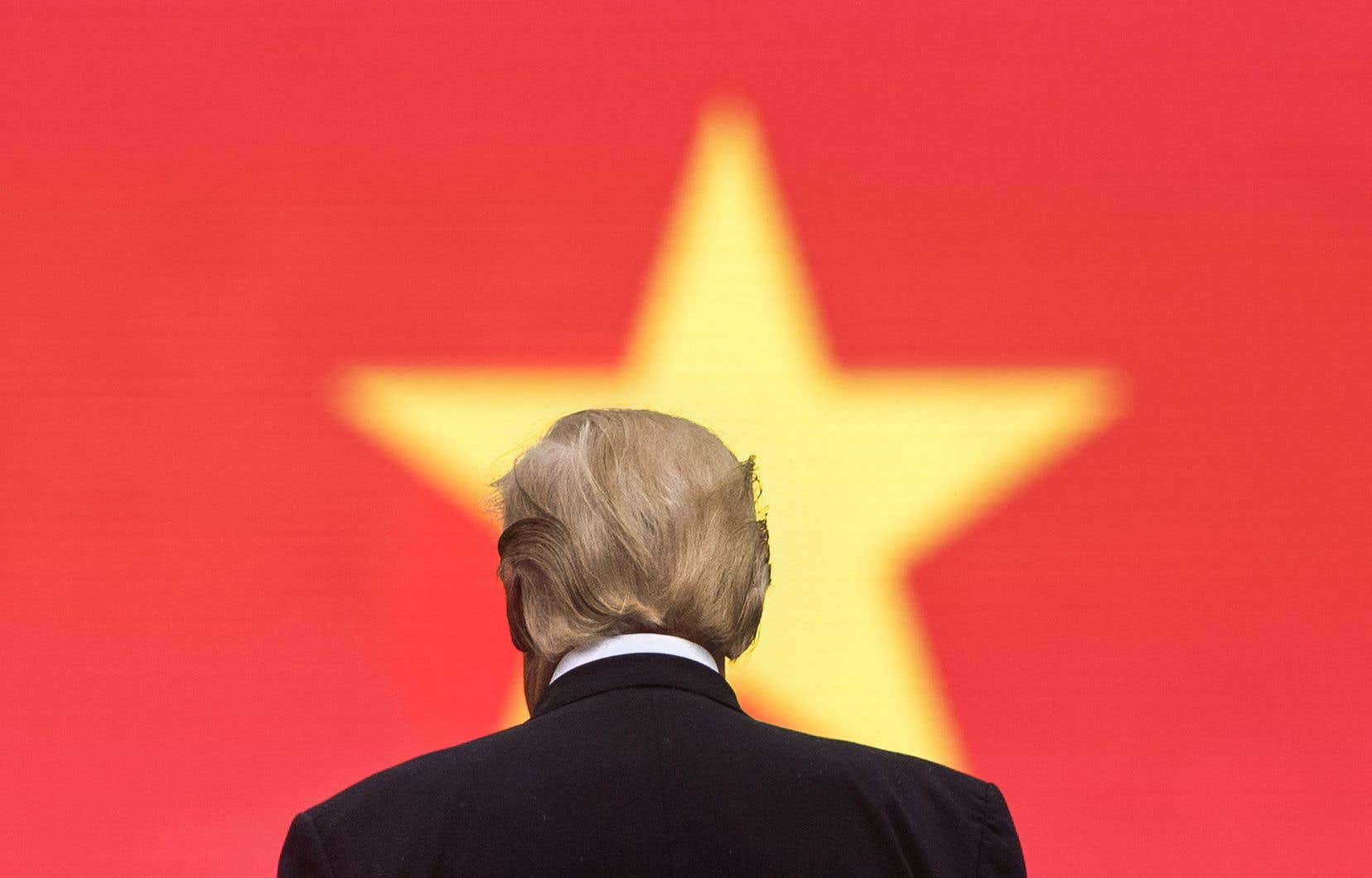 Donald Trump participera lundi au sommet de l'Association des nations de l'Asie du Sud-Est, dernière étape de son premier voyage officiel en Asie.