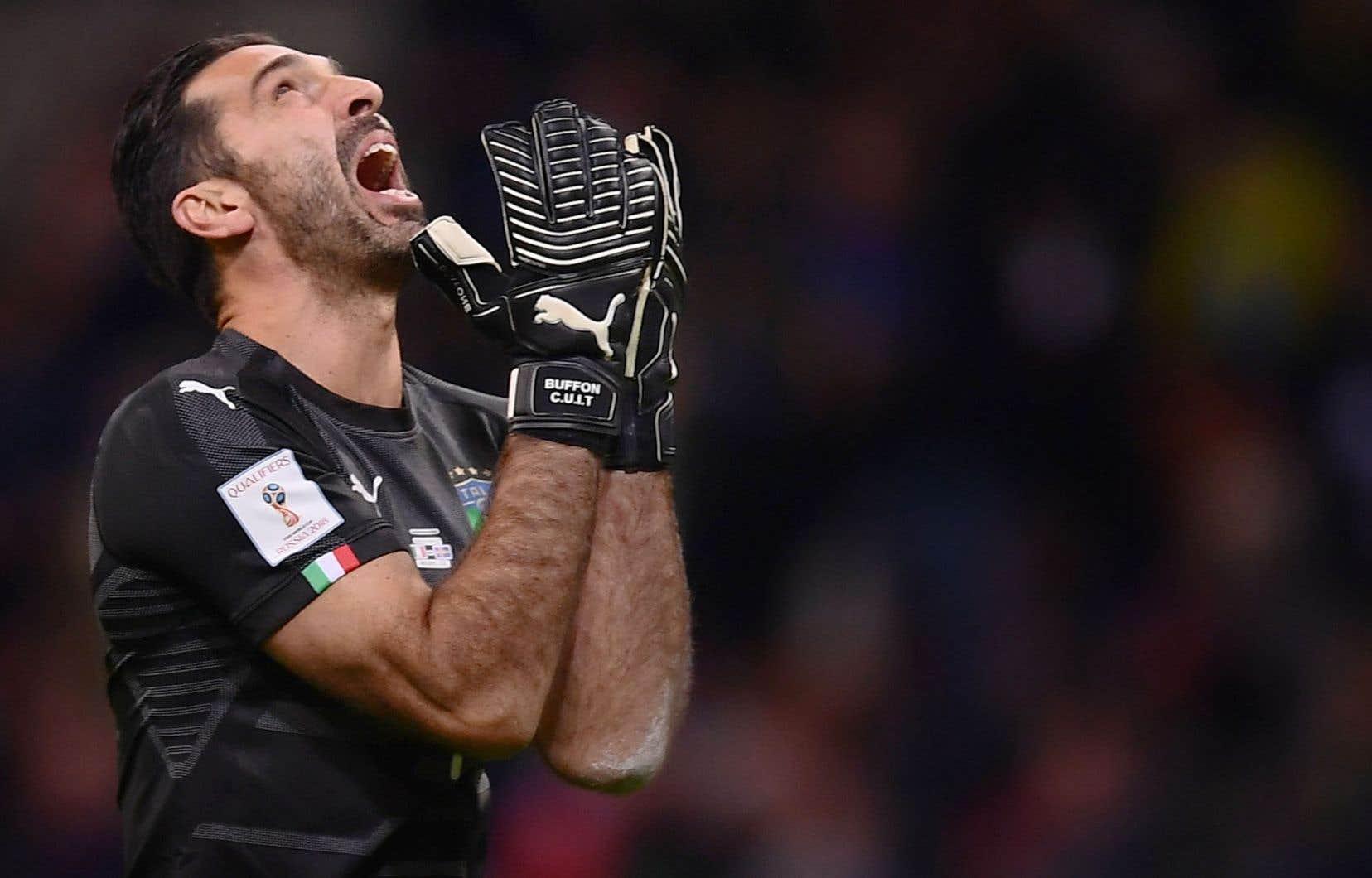 L'heure de la retraite internationale est arrivée pour le gardien Gianluigi Buffon, à 39 ans et après 175 sélections.