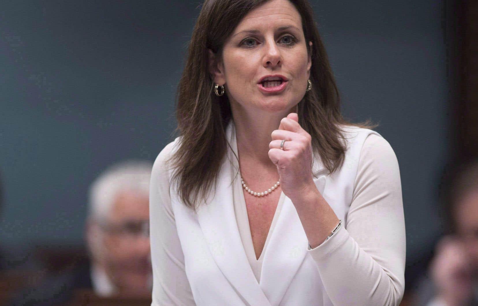 La ministre de la Justice, Stéphanie Vallée, a retenu la candidature de Pierre-David Cyr parmi celles soumises par un comité de sélection pour pourvoir un poste de juge de paix magistrat dans le district de Montréal.