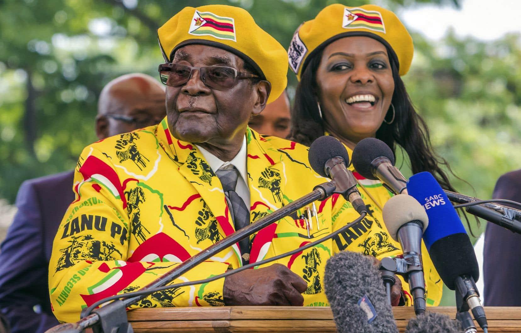 Zimbabwe rencontres amis