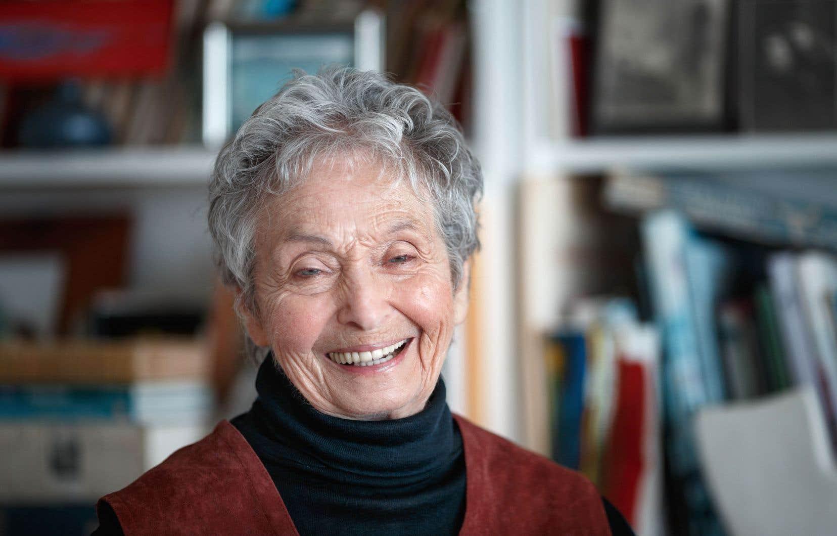 Kim Yaroshevskaya a enchanté, au sens féerique du terme, toute une génération avec ses histoires.