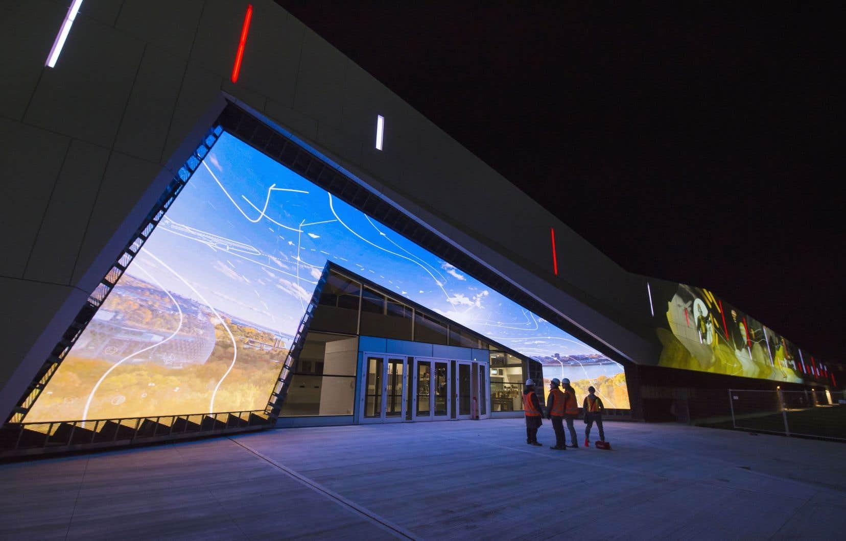 Musée de la science datant