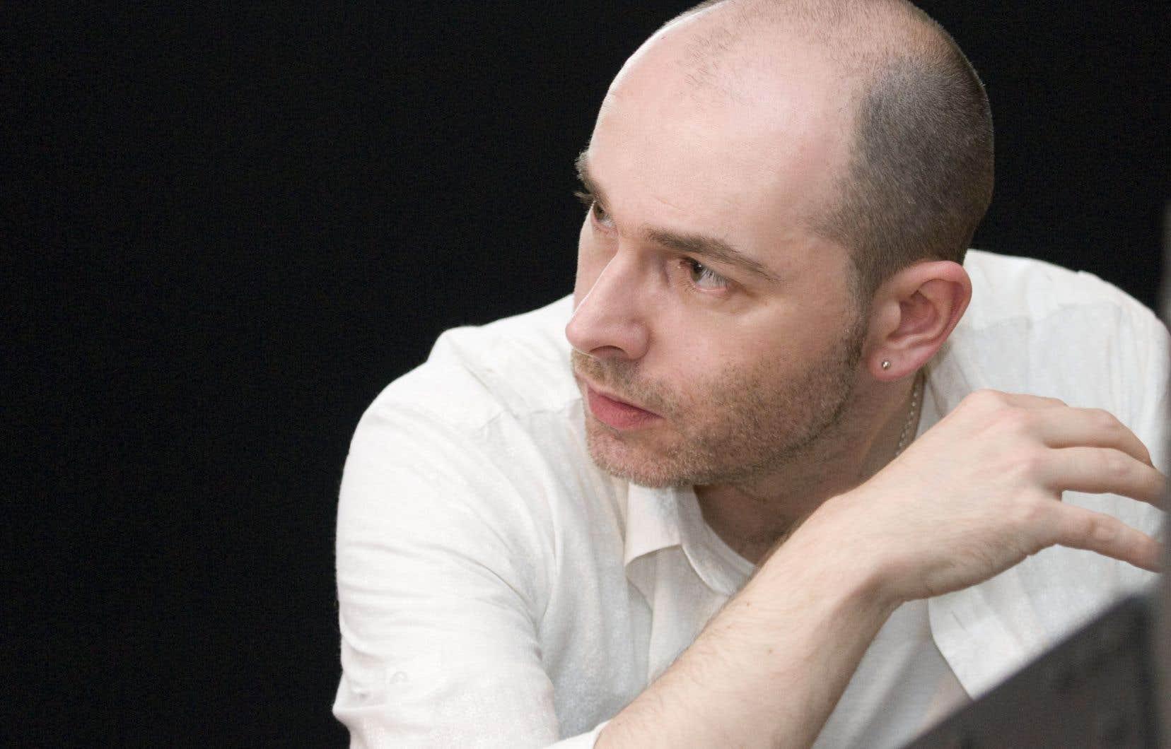 Le pianiste Nick van Bloss
