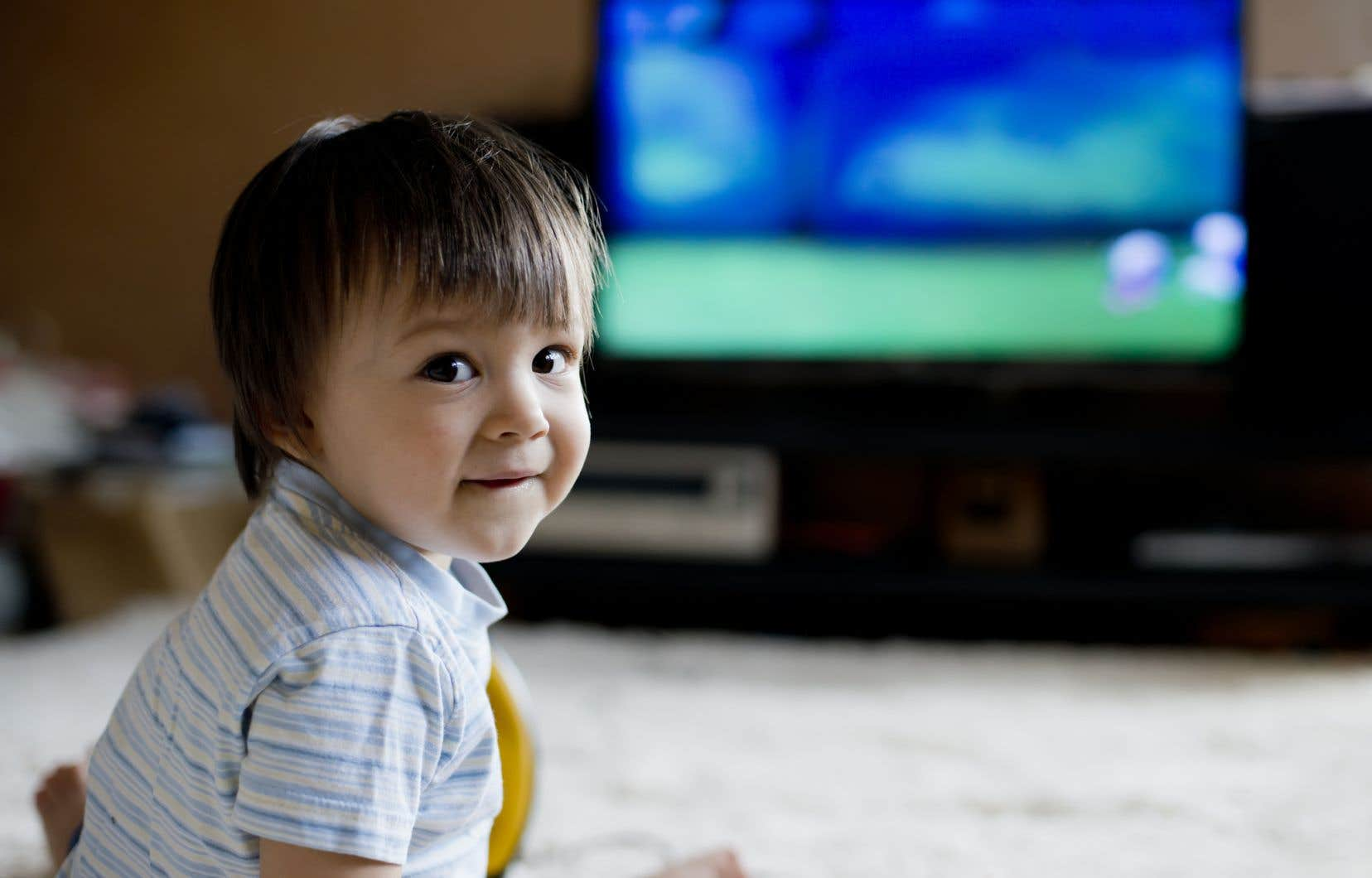 C'est la première fois que l'on s'intéresse à l'obésité chez les enfants de cet âge.