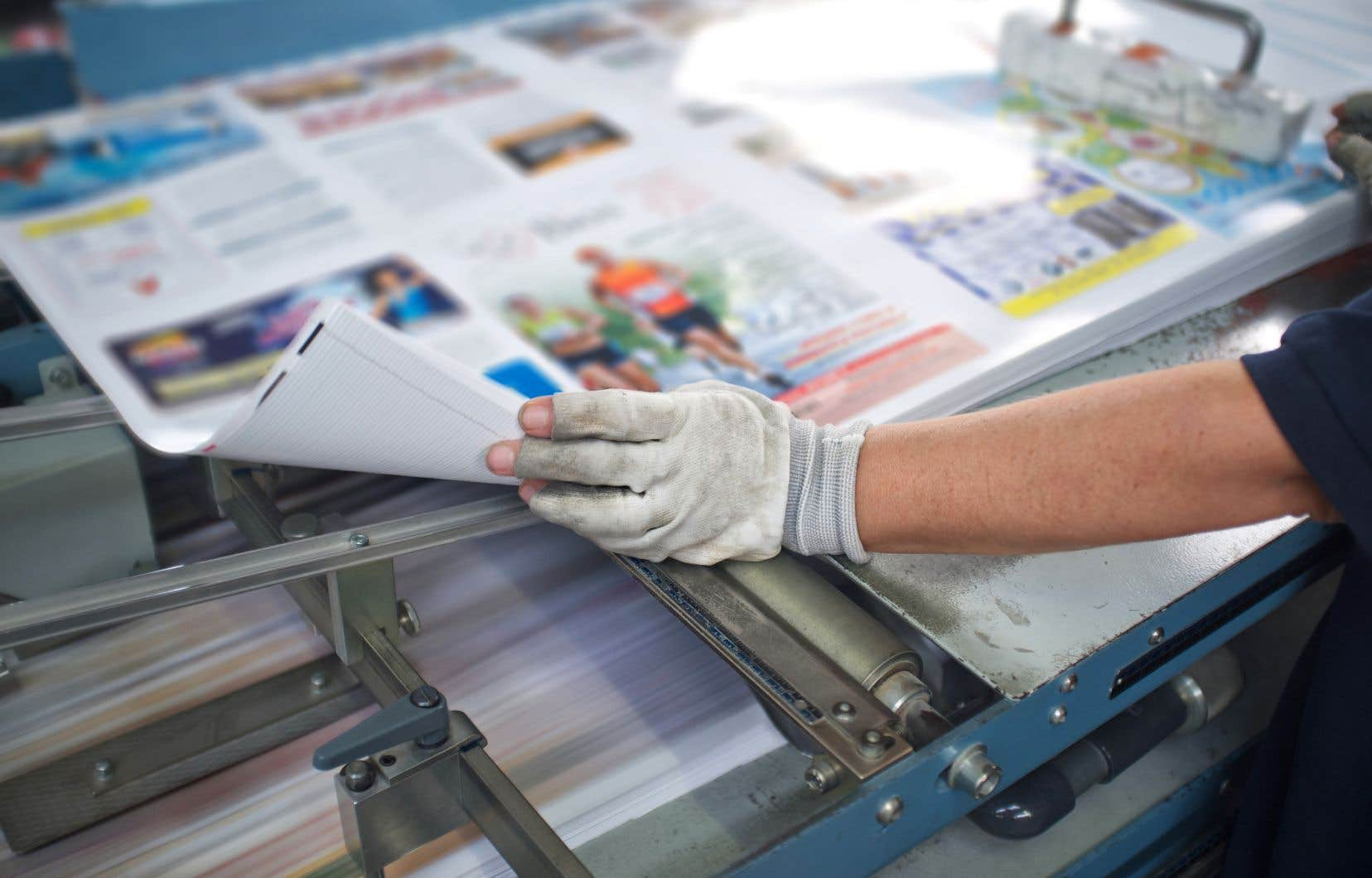 Dans leur lettre ouverte publiée lundi, les signataires précisent que, si rien n'est fait, de nombreux journaux, imprimés ou numériques, pourraient bientôt cesser leurs activités.