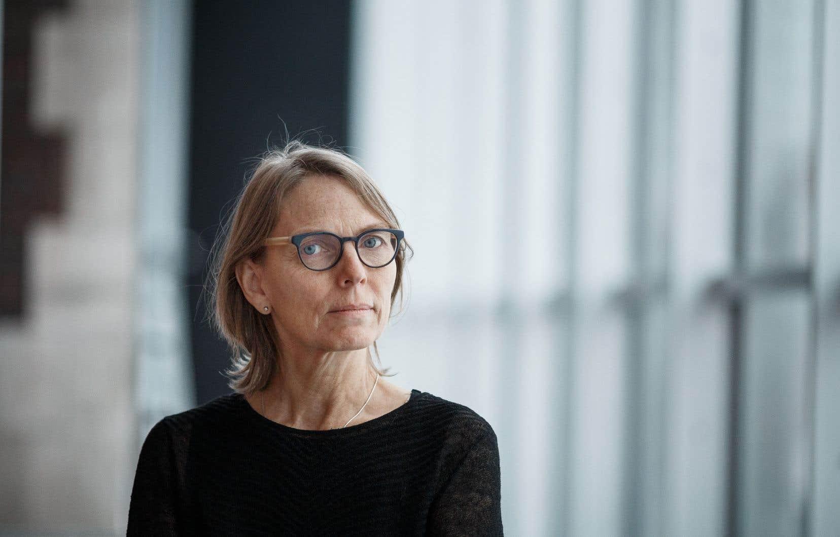 La cinéaste montréalaise d'origine norvégienne Torill Kove