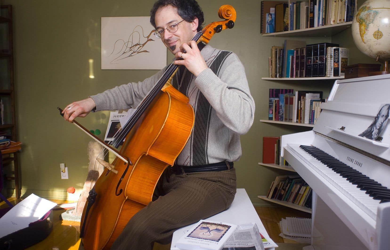 Compositeur et musicologue, Antoine Ouellette propose un essai sur le rythme.