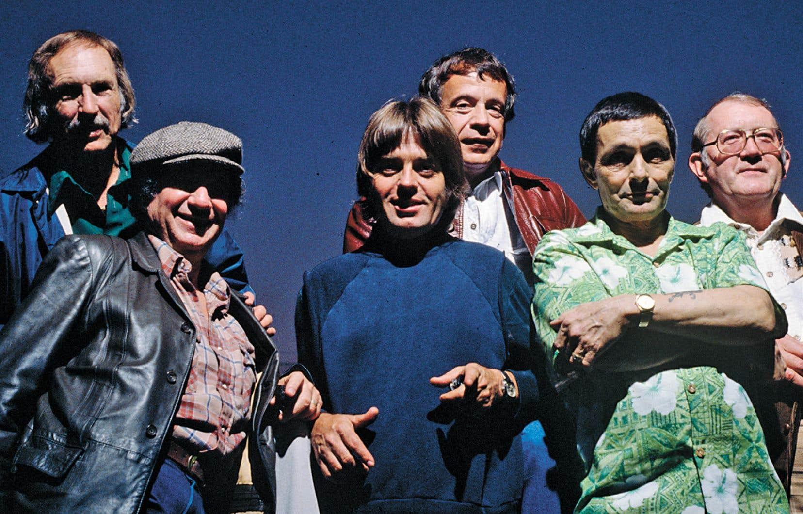 Monty Budwig, Shelly Manne, Bill Watrous, Pete Jolly, Art Pepper et Bob Cooper