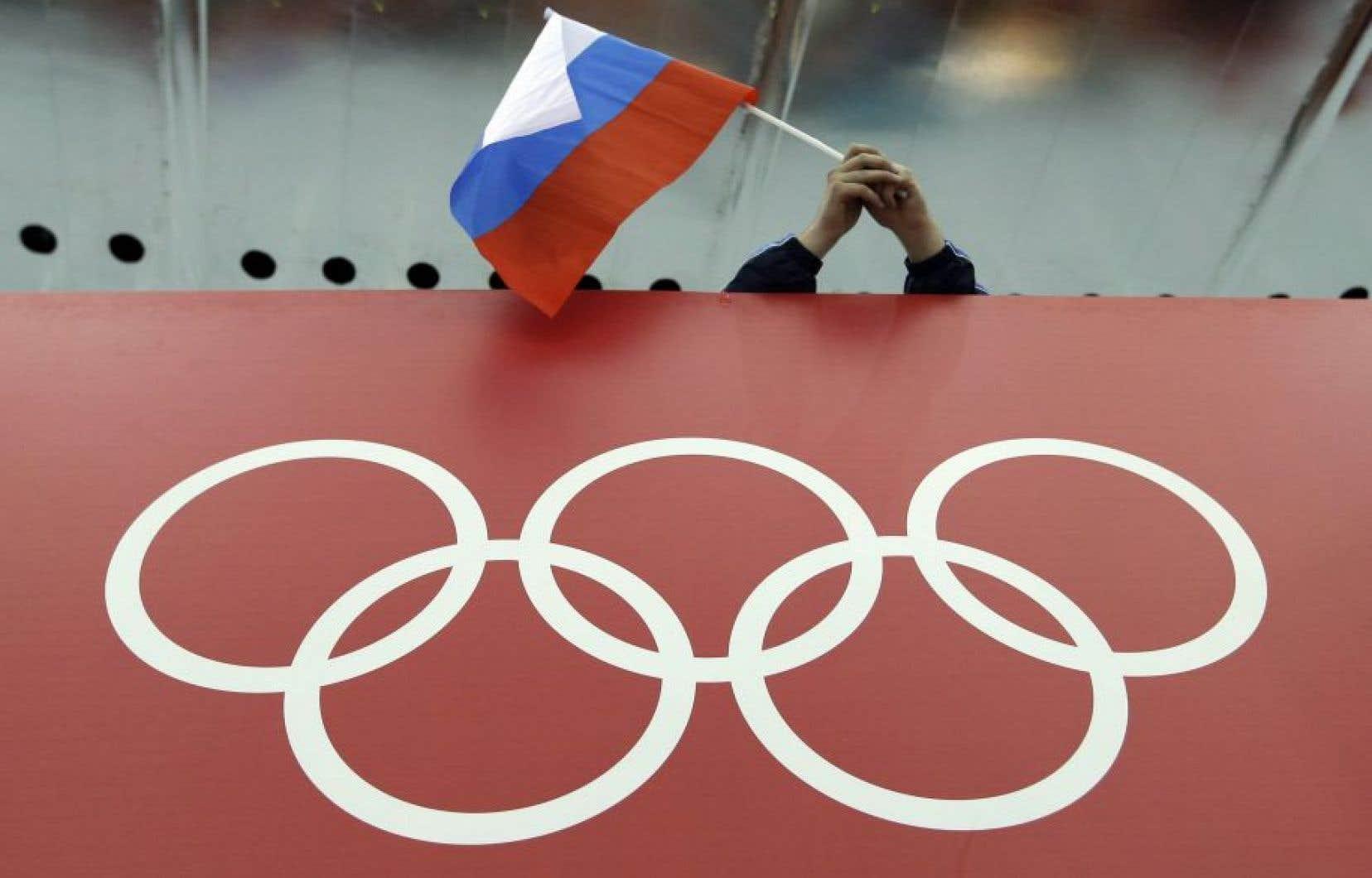 L'athlétisme russe est privé de compétitions depuis novembre 2015.