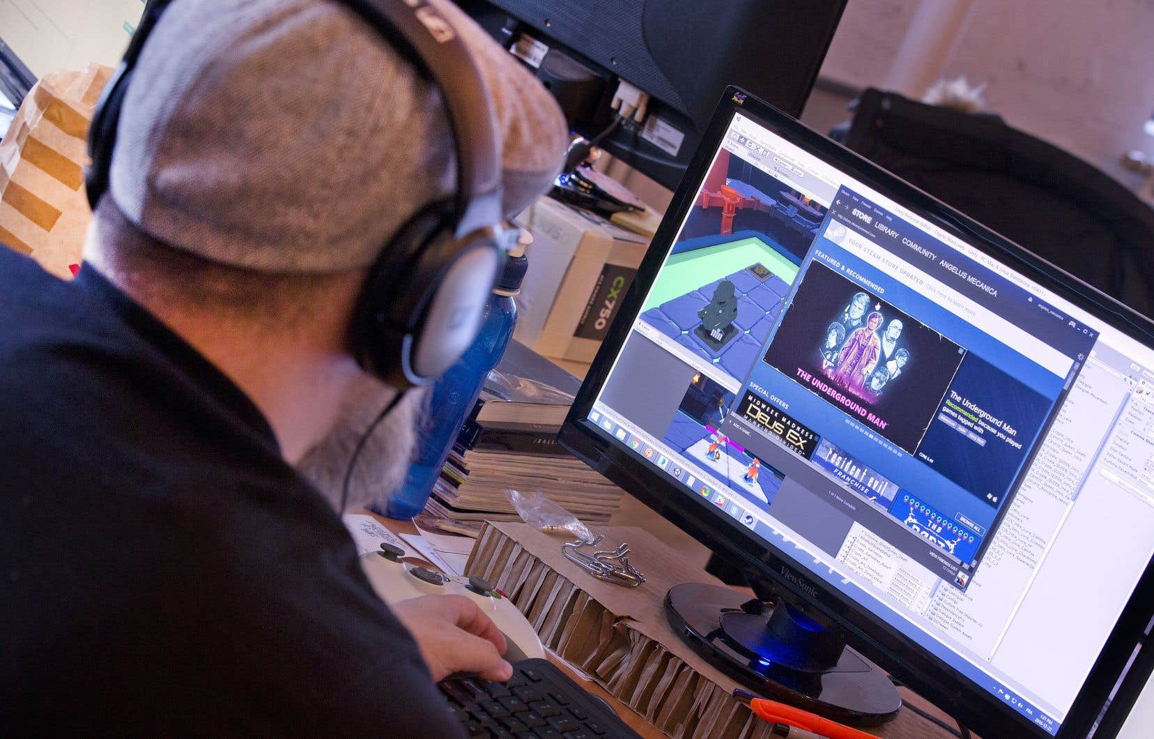Le crédit d'impôt dont profite l'industrie du jeu vidéo ne fait pas l'unanimité. Selon une étude publiée en septembre, il n'est pas rentable et profiterait davantage aux sociétés étrangères.