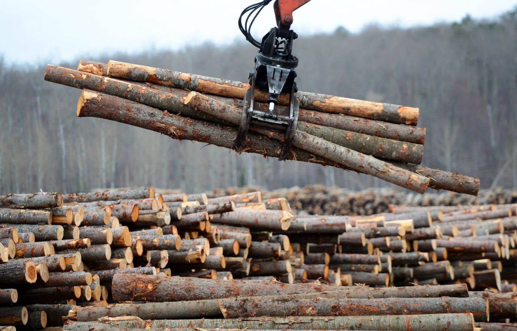 Les États-Unis ont imposé une série de pénalités au Canada, qu'ils accusent de subventionner injustement ses producteurs de bois d'oeuvre.