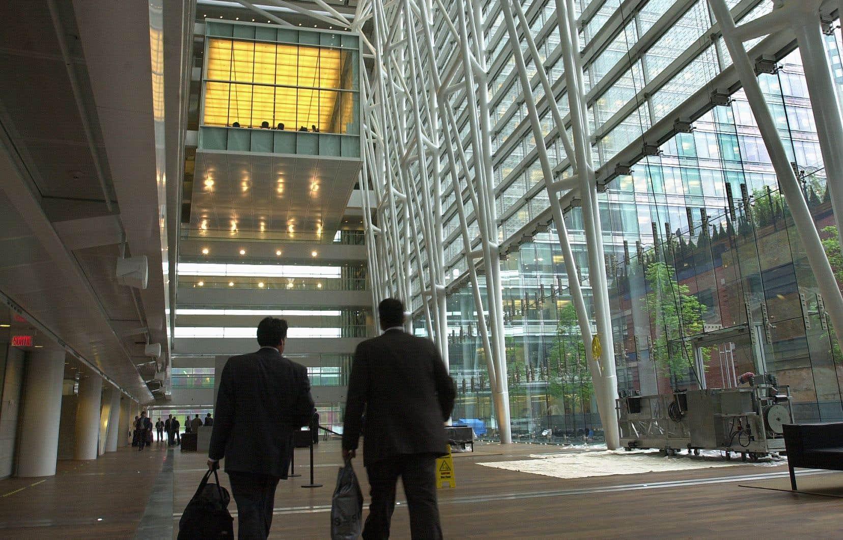 Real Ventures a récolté 180 millions en attirant de nouveaux partenaires, dont la Caisse de dépôt et placement du Québec (sur la photo).
