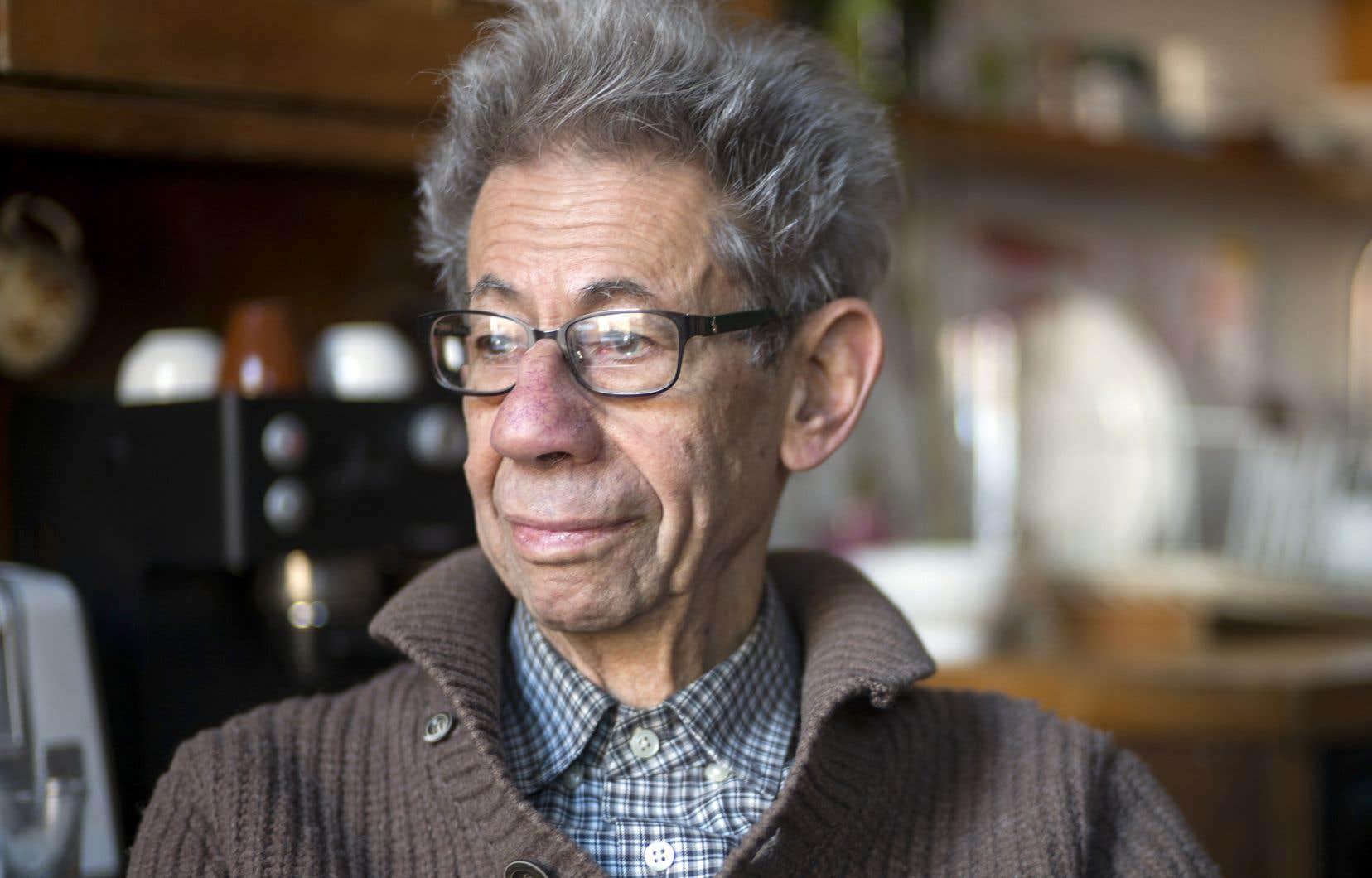 Gabor Szilasi, arrivé au Québec en 1959, compte parmi les grands photographes au pays.