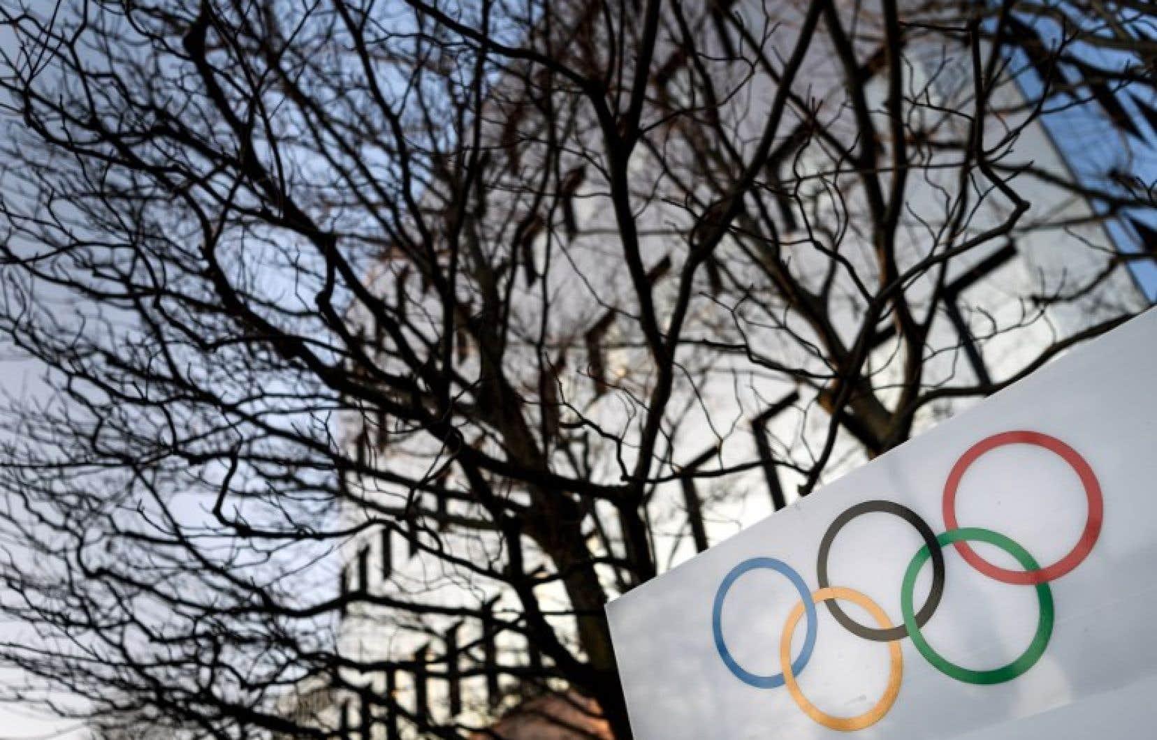 Le siège du Comité olympique international