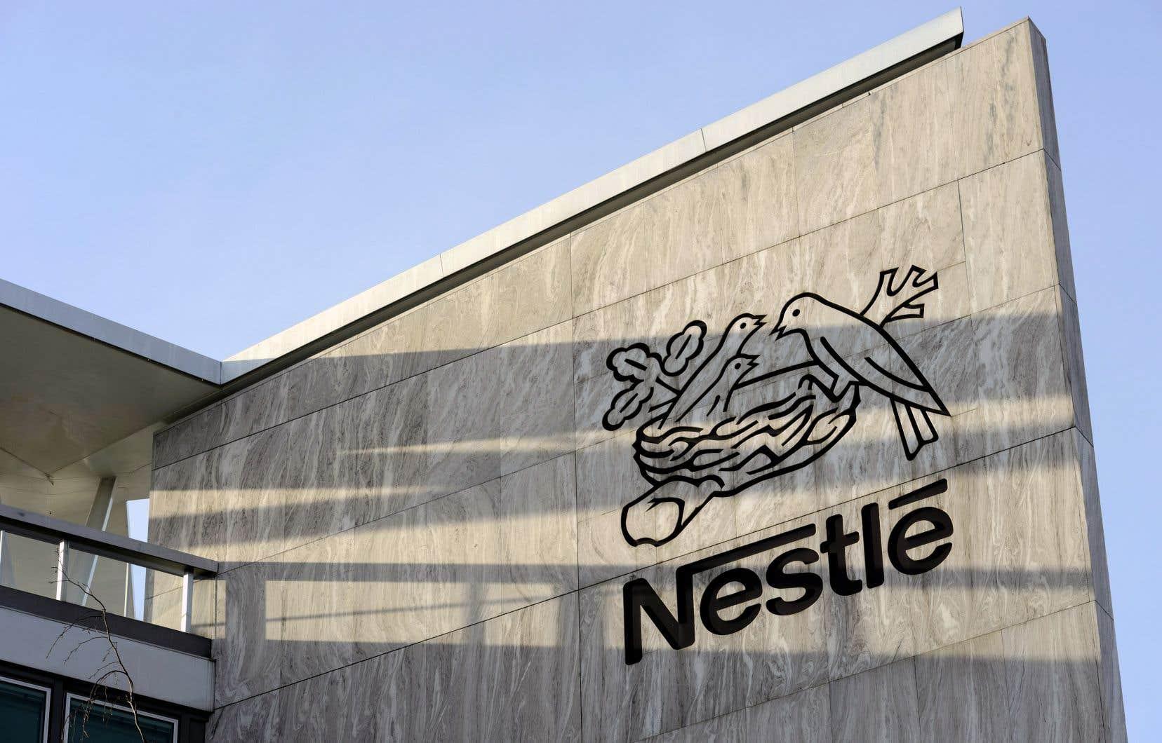 «Cette annonce témoigne de la volonté de Nestlé de poursuivre sa croissance dans les produits de santé», a indiqué le groupe suisse dans un communiqué.