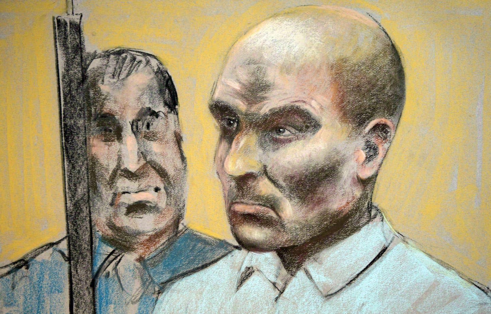 Bertrand Charest avait été déclaré coupable en juin d'avoir agressé neuf jeunes skieuses il y a une vingtaine d'années.