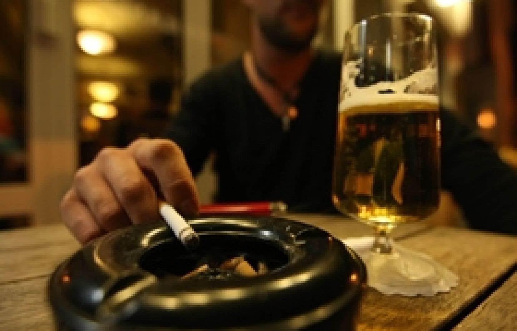 La santé générale des Québécois commence à bénéficier de la baisse du tabagisme.