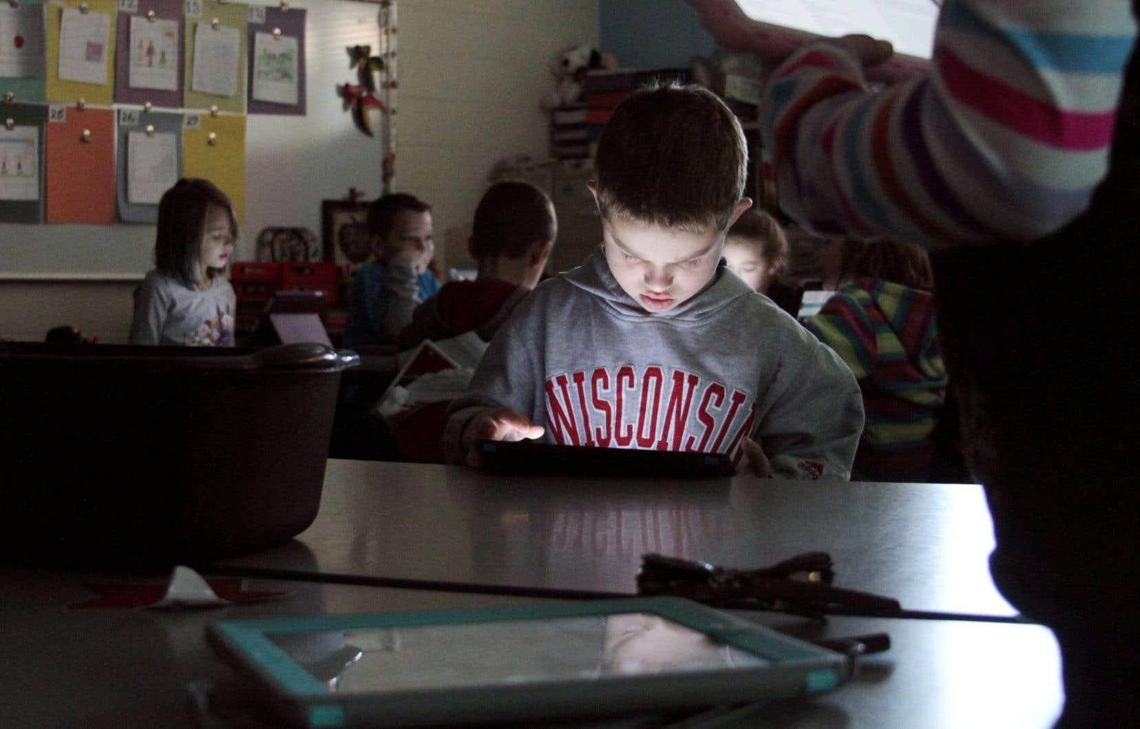 La programmation permet aux élèves d'apprivoiser les mathématiques. «Même ceux qui se trouvent moins bons peuvent réussir l'exercice», note l'éducateur Jean-DenisThériault.