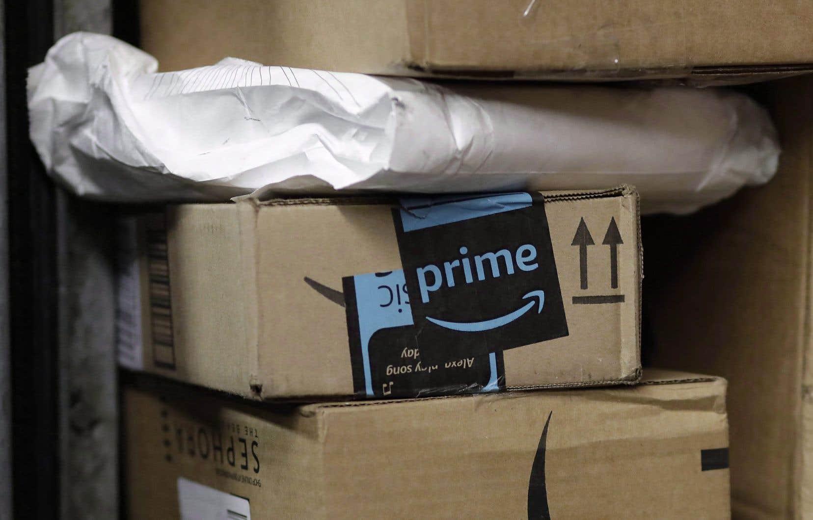 Amazon assure que, dans les cas où les colis ne se rendent pas à destination comme prévu, c'est elle-même qui s'arrange directement avec les clients pour corriger la situation.
