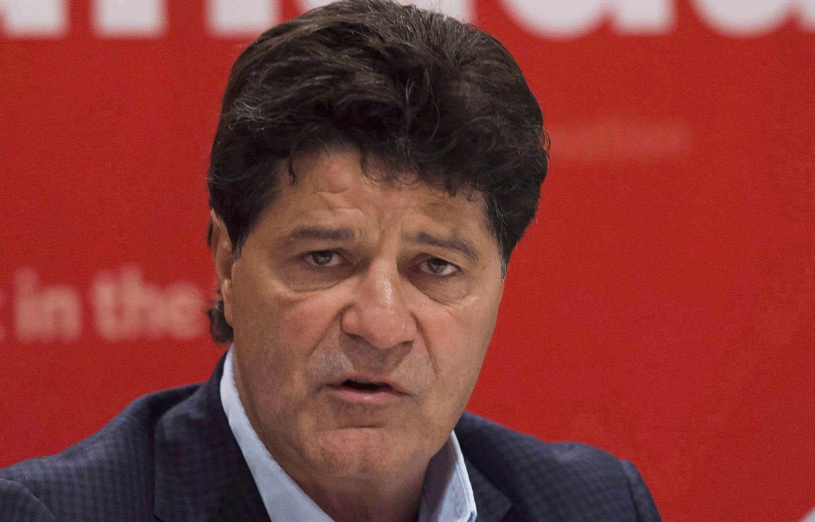 «On ne peut pas compter sur un tribunal de pacotille aux États-Unis pour trancher en faveur de Bombardier», a lancé le président national d'Unifor, Jerry Dias.