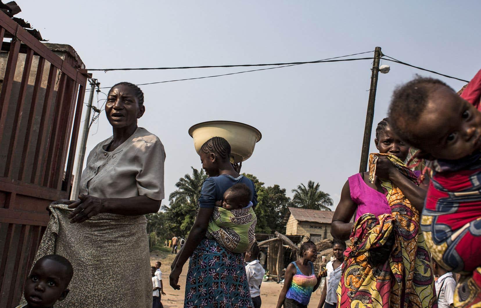 La République démocratique du Congo a été le théâtre d'au moins trois conflits armés depuis 15 mois.