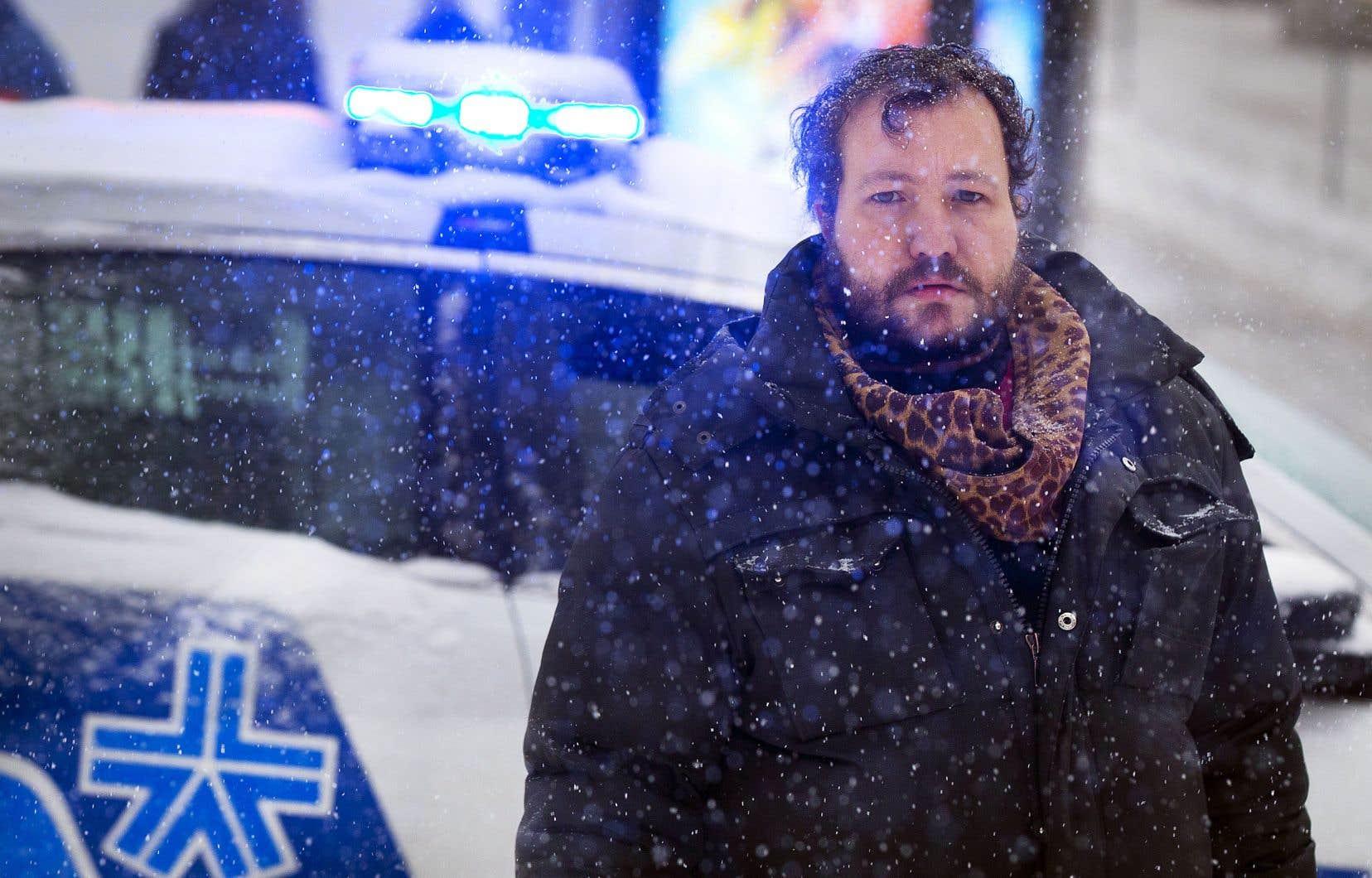Gabriel Duchesneau a déposé une poursuite civile contre le SPVM et la Ville de Montréal le 1ernovembre 2012.