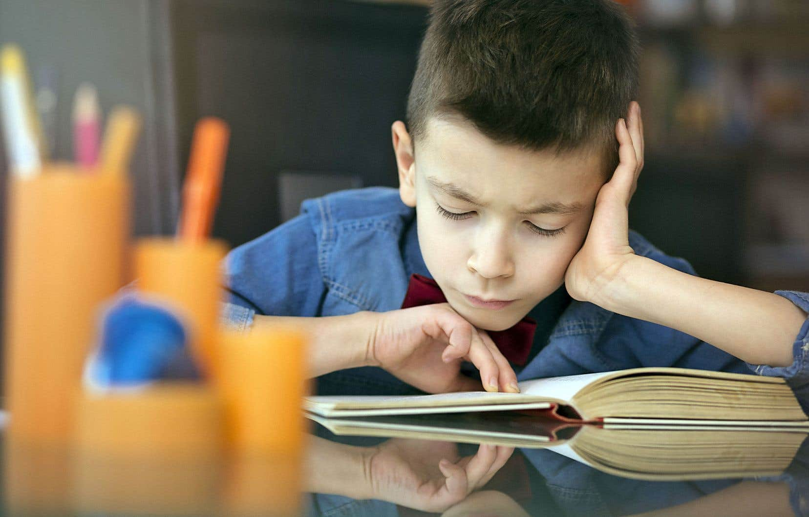 Les résultats en lecture des élèves québécois de 4e année du primaire se situent nettement au-dessus de la moyenne internationale, soulignent les auteurs.