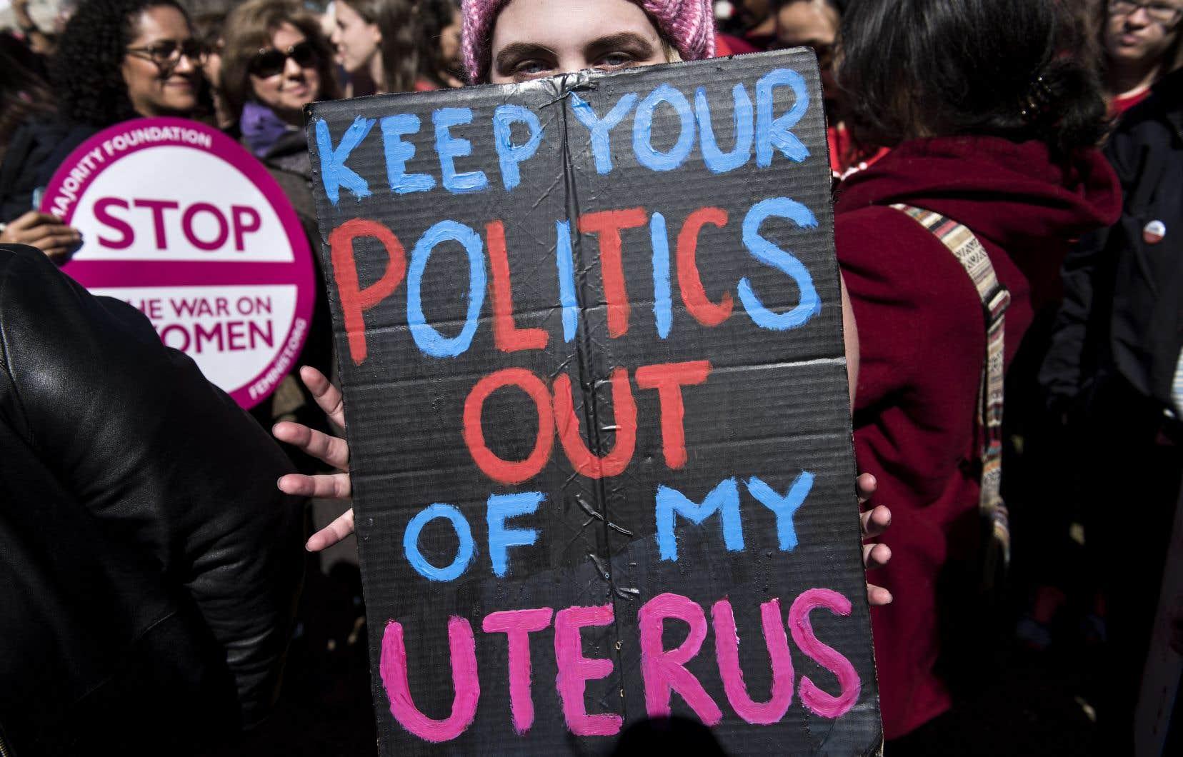 La situation des femmes a été l'un des grands sujets de discussion en 2017 aux États-Unis.