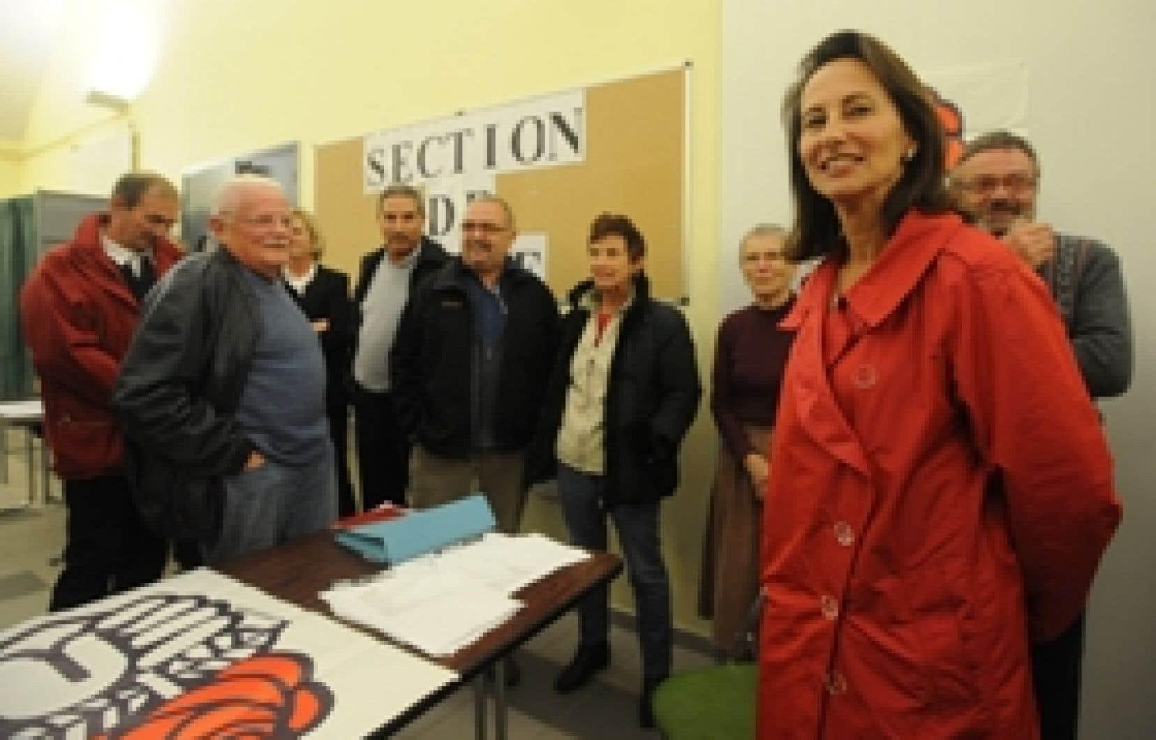 À une semaine du congrès socialiste, Ségolène Royal a créé la surprise.