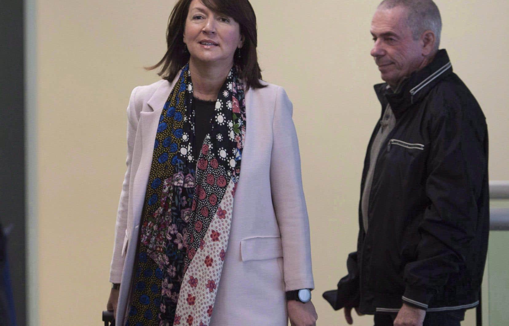 Nathalie Normandeau a été arrêtée en mars 2016; il s'est donc écoulé 21 mois depuis le dépôt des accusations.