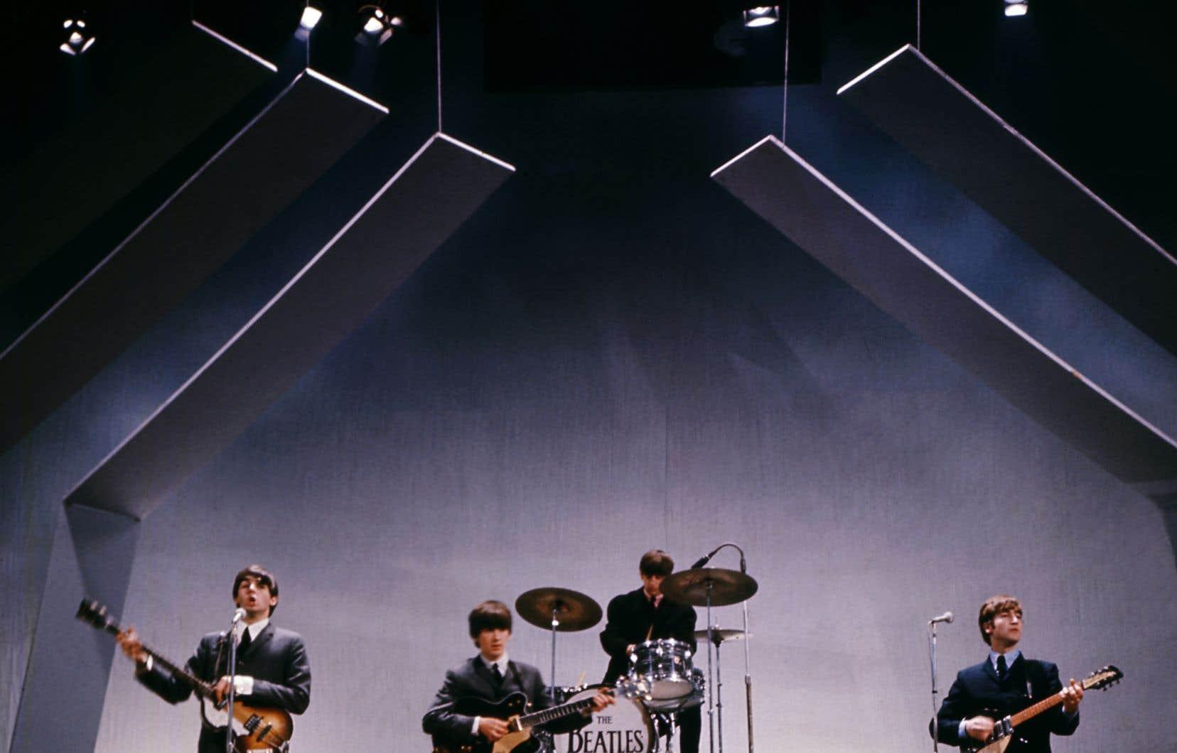 Les Beatles en 1965
