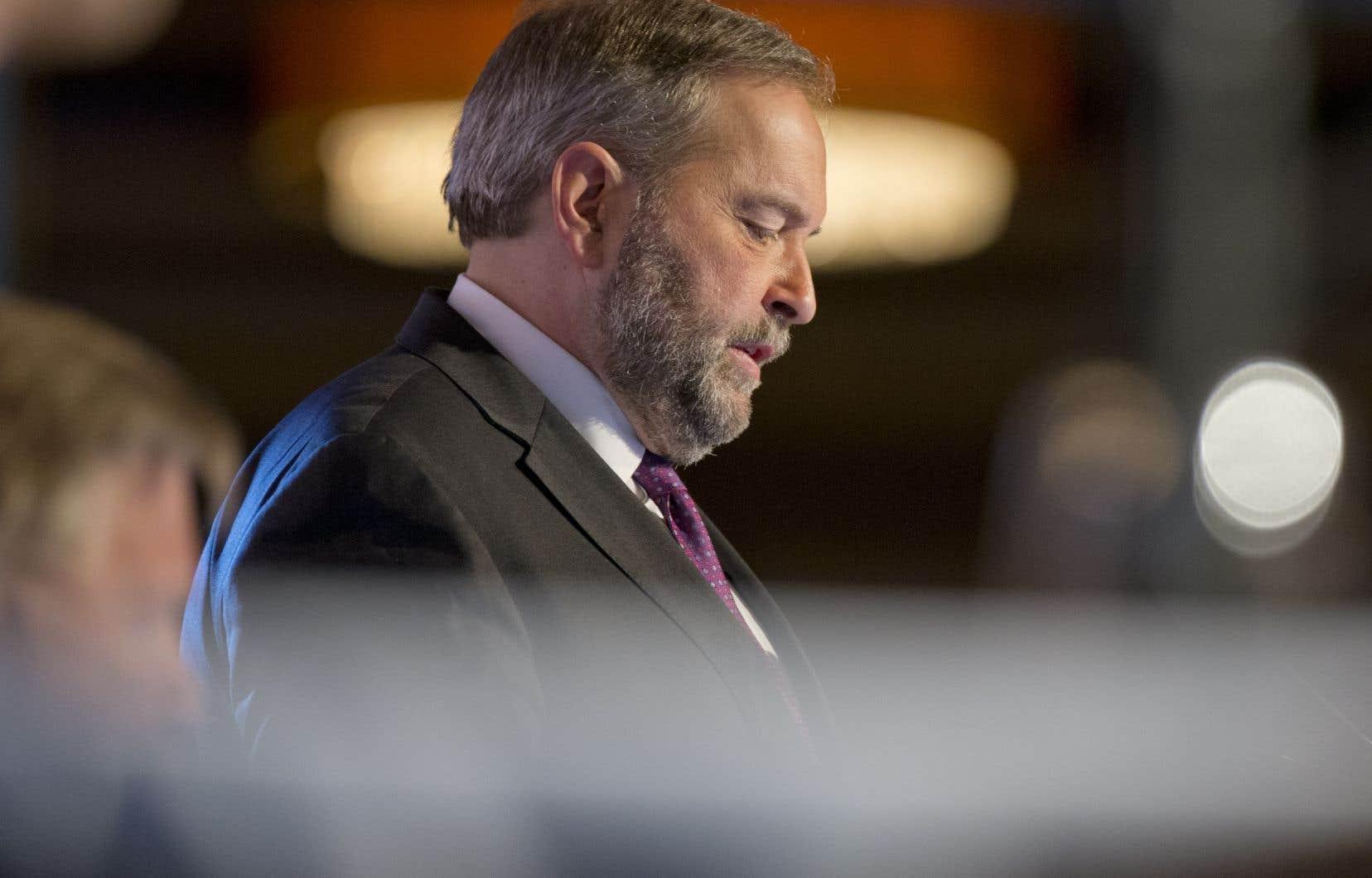 Le départ de Thomas Mulcair devrait entraîner une chaude lutte électorale dans Outremont.
