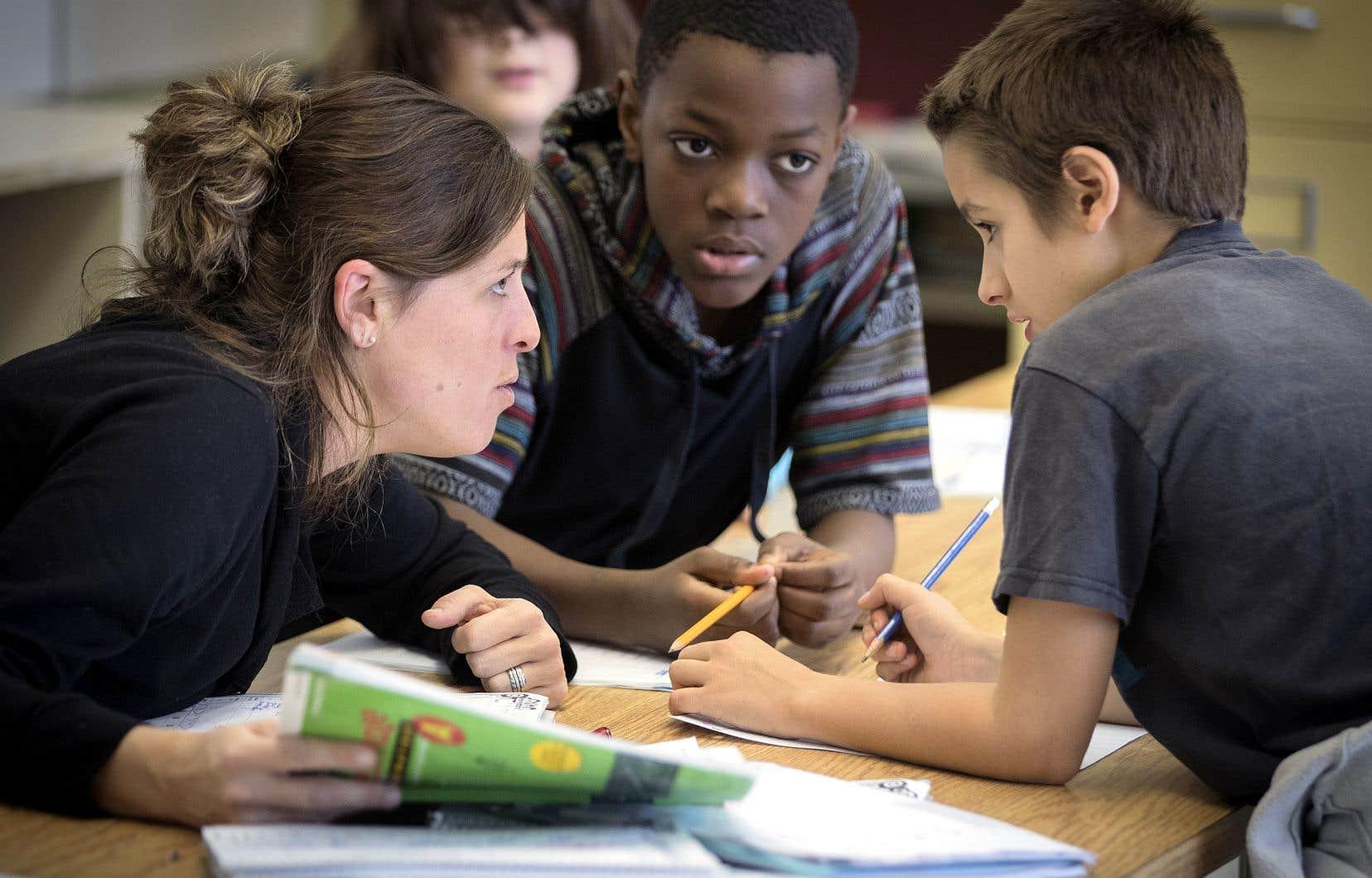 Les élèves qui fréquentent le Centre d'intégration scolaire comptent parmi les cas les plus difficiles en matière de comportement.