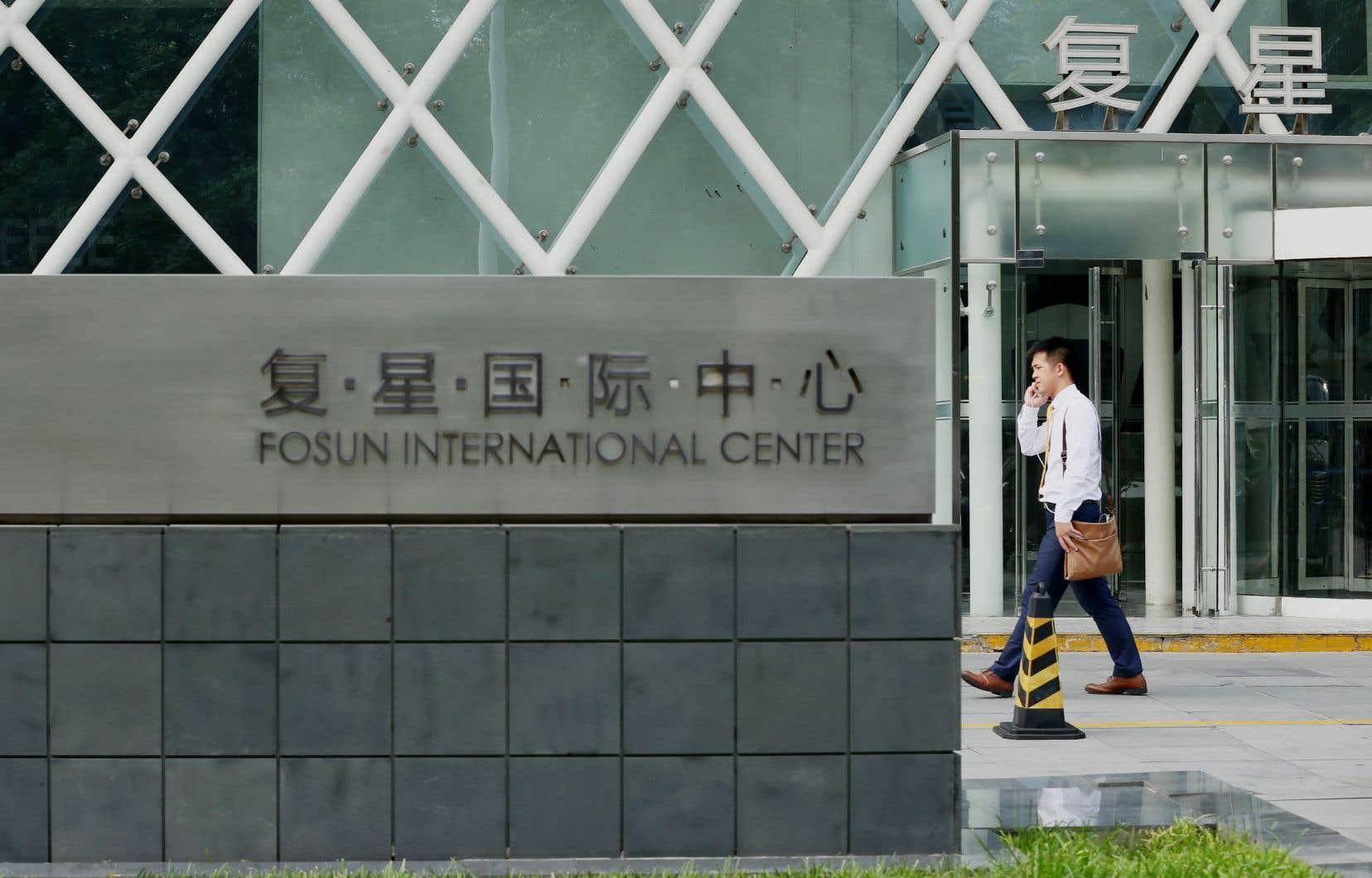 Un code de bonne conduite pour les entreprises privées chinoises investissant à l'étranger, comme Fosun, a été annoncé le 19 décembre.