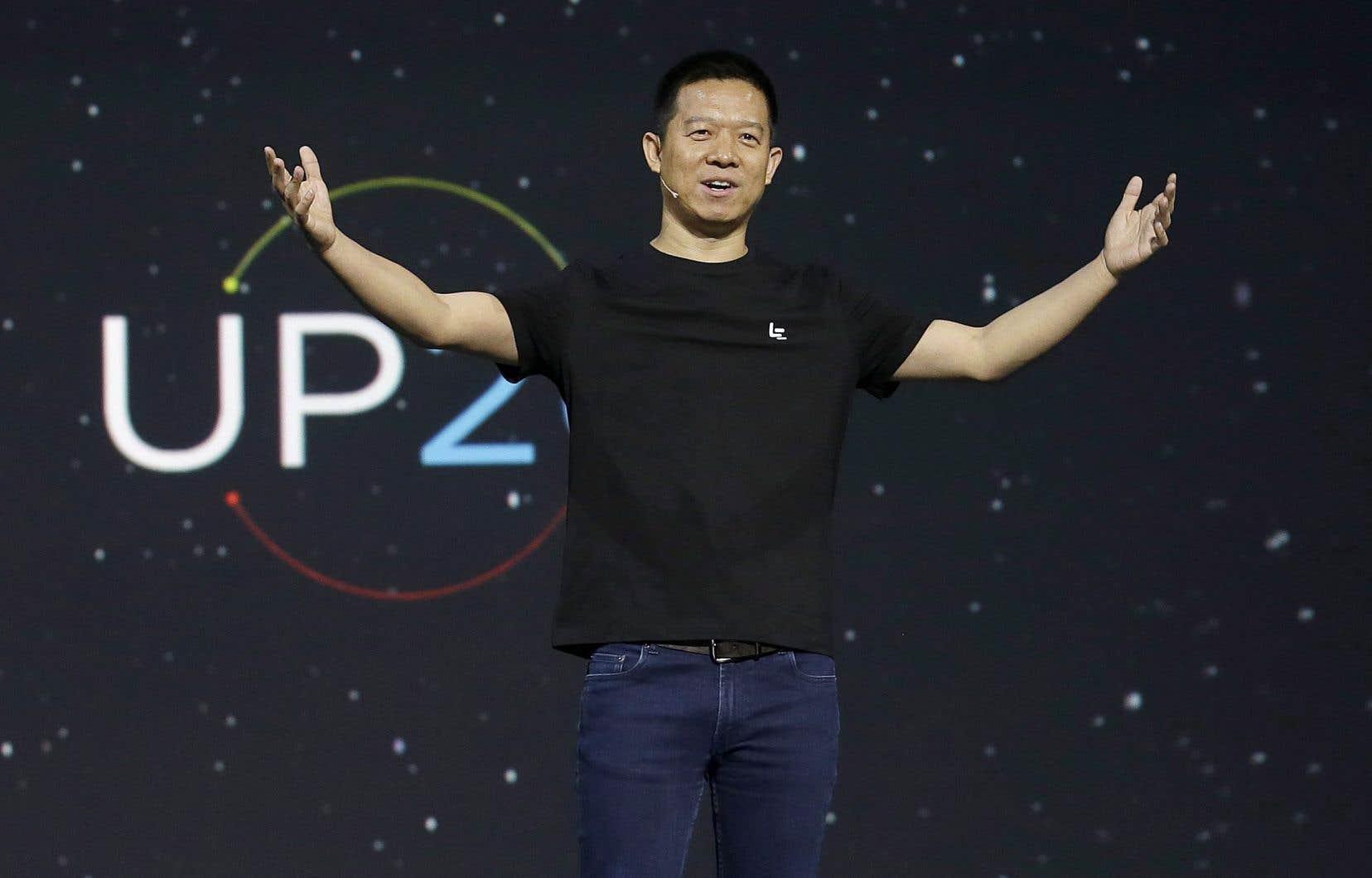 Le nom de Jia Yueting a été rajouté à la liste noire des débiteurs en défaut de paiement par la justice chinoise, qui lui réclame des centaines de millions de dollars de prêts impayés.