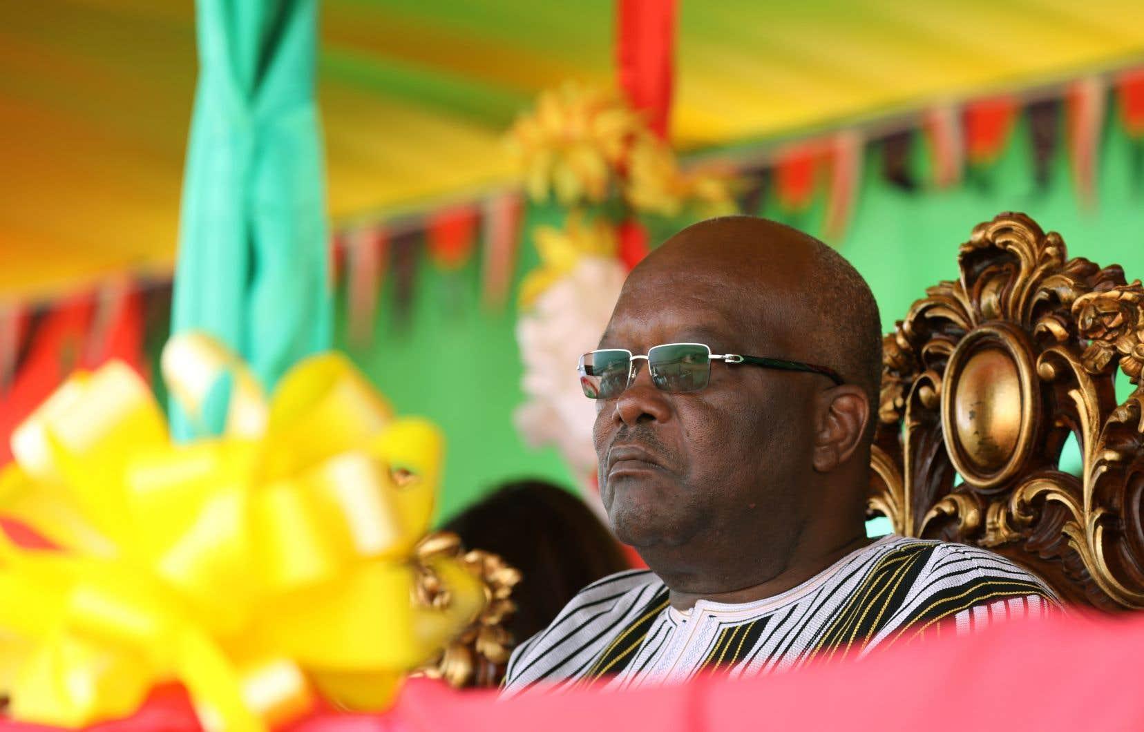 Le président burkinabé,Roch Marc Christian Kaboré,avait promis une nouvelle constitutionlors de la campagne électorale.