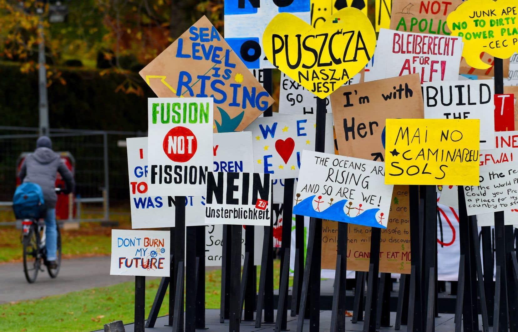 En novembre dernier, lors de la Conférence de Bonn, en Allemagne, plus de 15 000 scientifiques provenant de 184 pays concluaient que depuis 25 ans, la réponse de l'humanité se résume à un échec quasi généralisé.