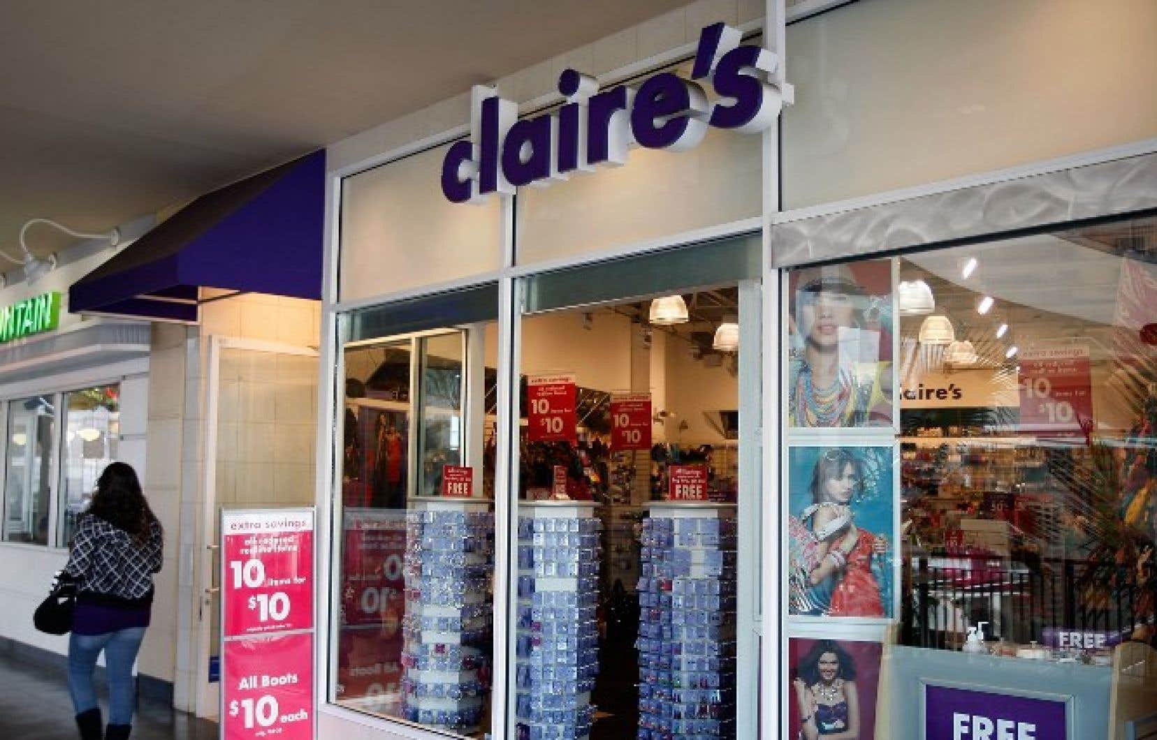 claire's stores stock symbol - HD1066×799
