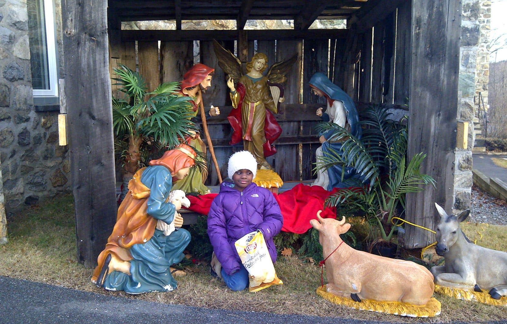 Magalie avait l'habitude de profiter des visites dans la famille de son beau-père, à la campagne, pour s'amuser dans la neige dès la mi-décembre. Mais cette année-là, rien n'allait comme prévu.