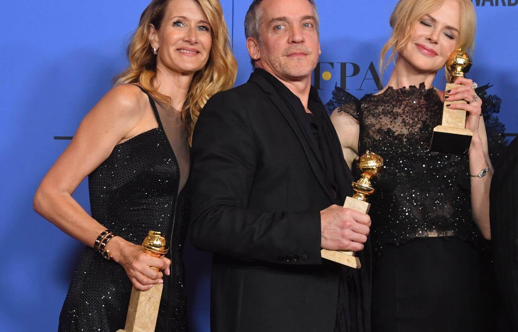 <p>Laura Dern, qui joue dans «Big Little Lies» une mère trop terrifiée pour dénoncer les abus que subit sa fille, a rappelé:«Plusieurs d'entre nous ont été élevées à se taire.»</p>
