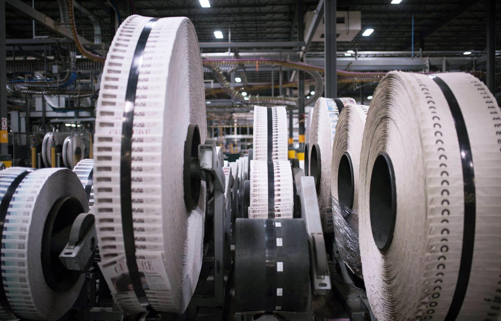 Le Conseil de l'industrie forestière du Québec a indiqué que sept usines québécoises de pâtes et papiers sont touchées et qu'elles devront faire face aux droits dès «les prochains jours».