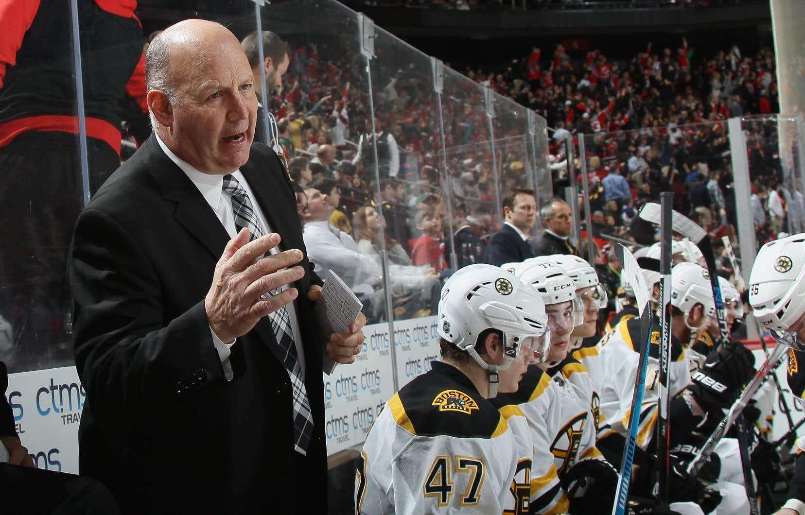 Le séjour de Claude Julien aura tout de même permis aux Bruins de gagner la coupe Stanley en 2011, leur première depuis 1972.